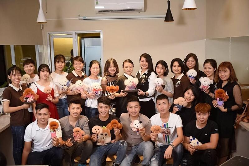 Học viện tạo mẫu lông chó Lanlan - Lanlan Pet Arts of dog grooming Academy