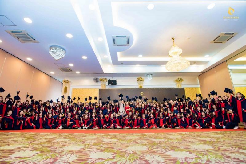 Học viện Thẩm mỹ Quốc tế Eva Xinh (Evaxinh Beauty Academy)