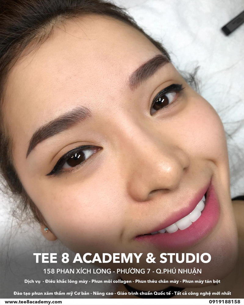 Tee 8 Beauty