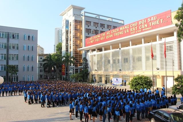 Học viện Thanh thiếu niên Việt Nam luôn đi đầu trong công tác đoàn viên thanh niên