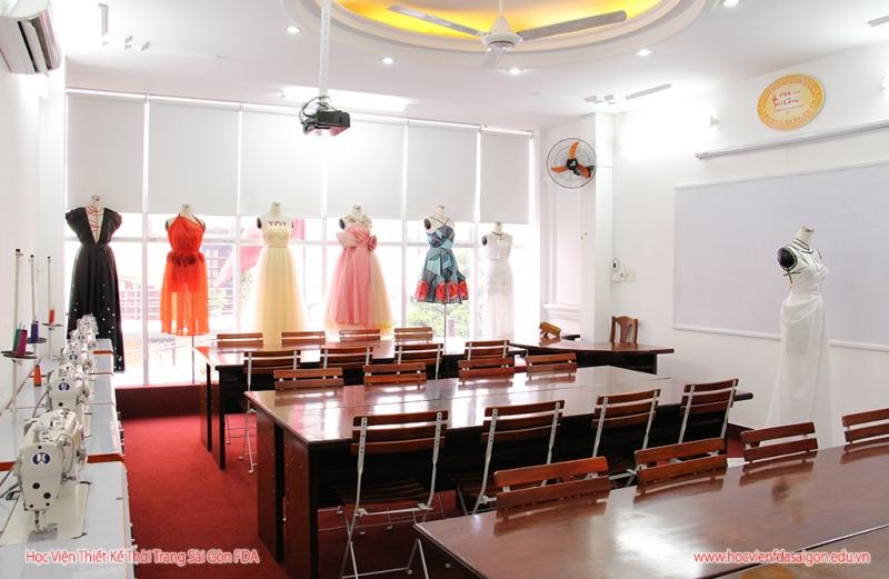 Học viện thiết kế thời trang 7idea