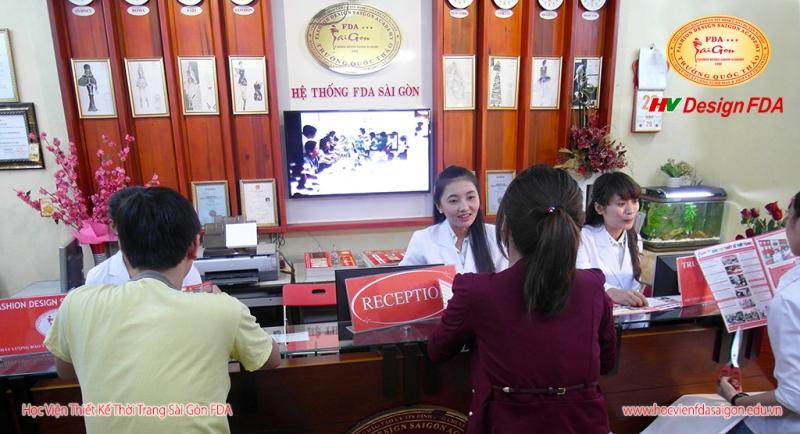 Học Viện Thiết Kế Thời Trang Sài Gòn là đơn vị đào tạo trong top dẫn đầu về chuyên ngành thiết kế thời trang