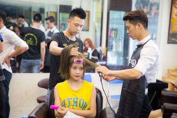Học viện tóc quốc tế OneStar - nơi đào tạo nghề tóc uy tín nhất tại Hà Nội