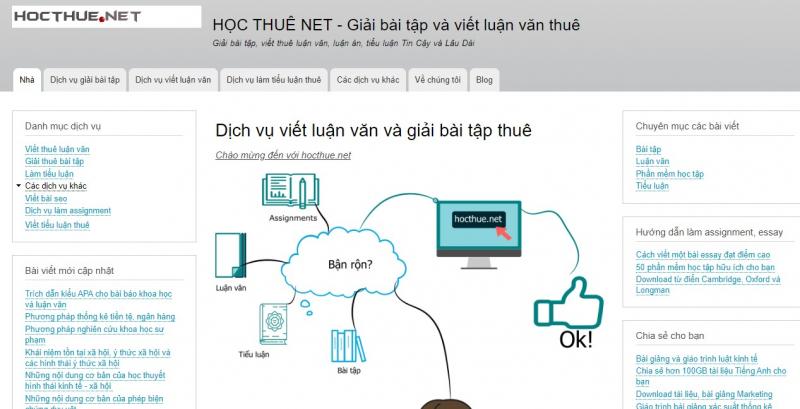 Hocthue.net