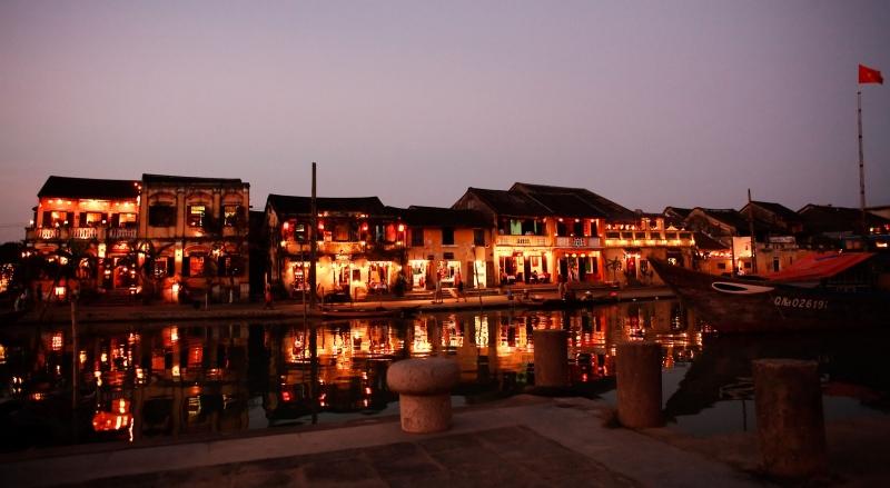 Hội An là một trong số những thành phố du lịch về đêm đẹp nhất trên Thế giới