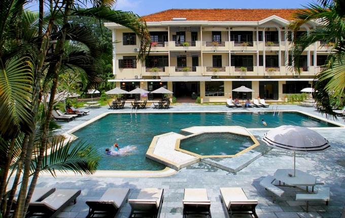 Hội An Historic Hotel luôn là khách sạn được du khách rất yêu thích