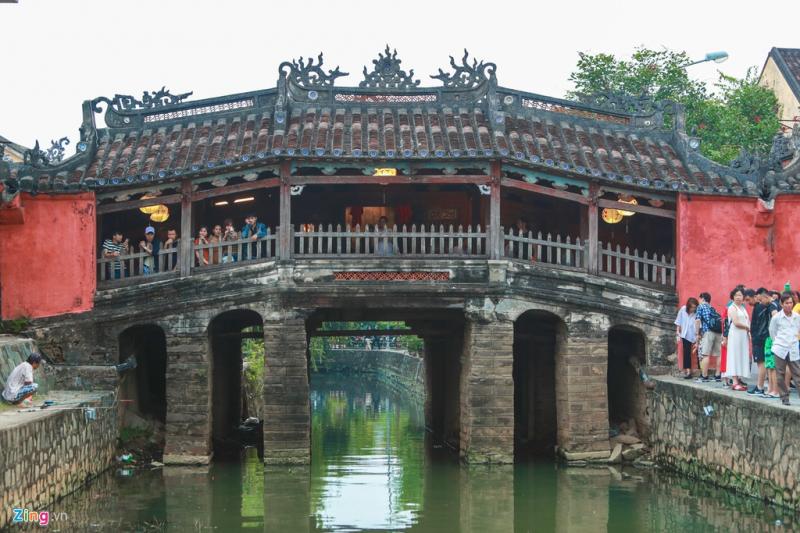 Chùa Cầu - một biểu tượng của thành phố cổ Hội An'