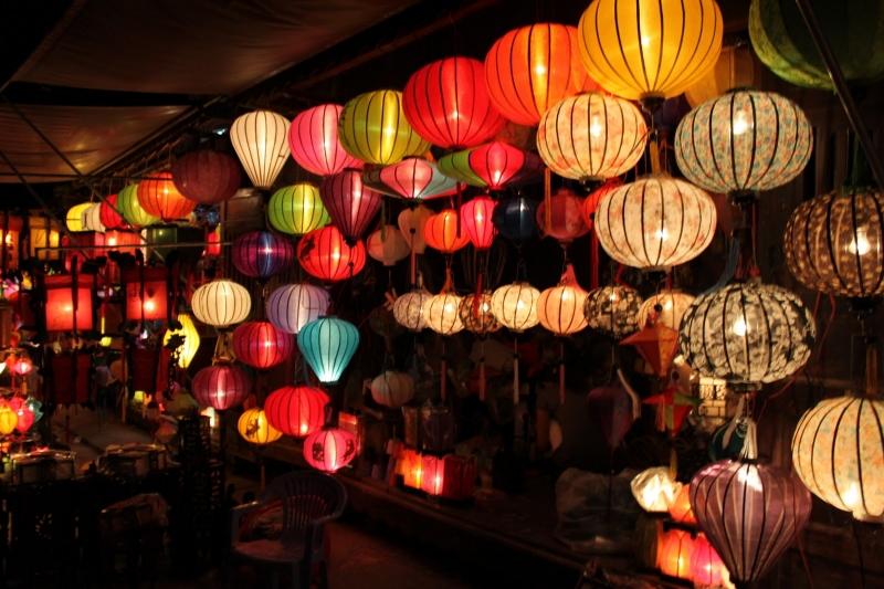 Hội An - Thành phố của những chiếc đèn lồng rực rỡ