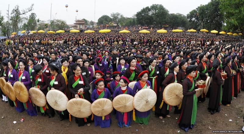 Top 12 Lễ hội Xuân bạn không thể bỏ qua vào dịp Tết Nguyên Đán