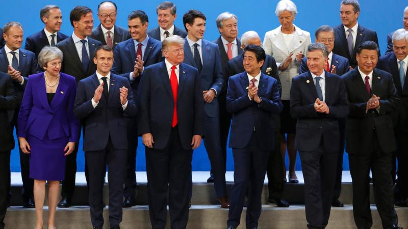 Hội nghị G20 nhóm các nền kinh tế lớn trên Thế giới