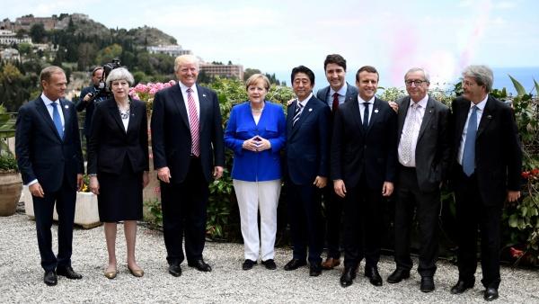 Hội nghị thượng đỉnh G7 lần thứ 45