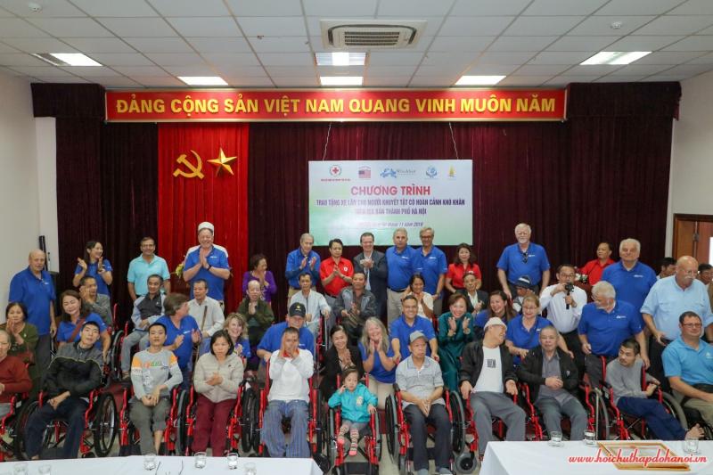 Hội người khuyết tật thành phố Hà Nội