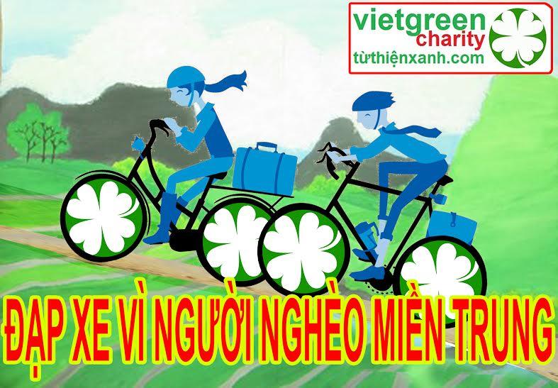Hội từ thiện Xanh (Viet Green Charity)