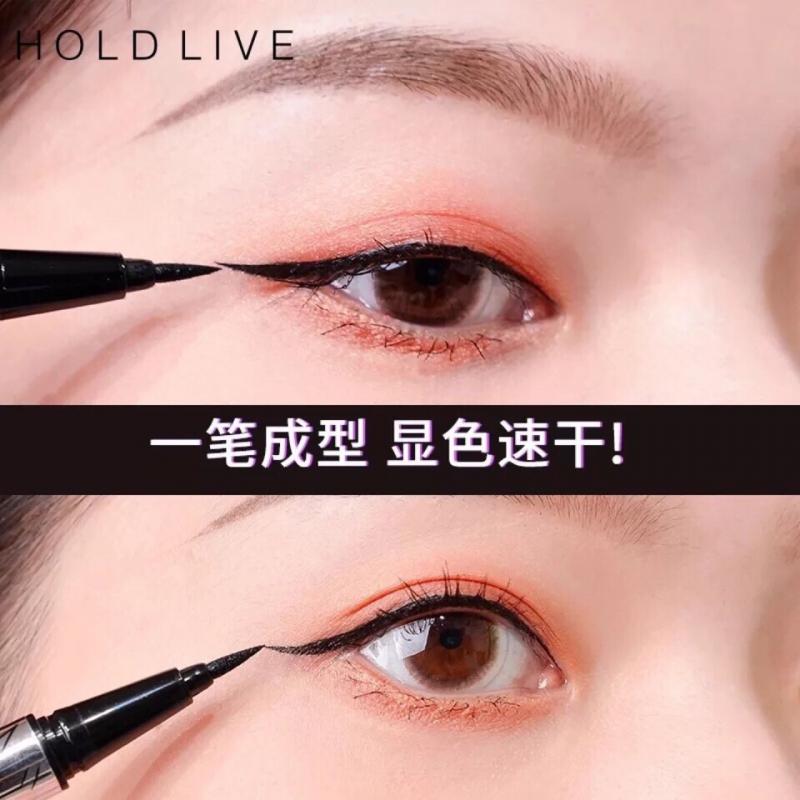 kẻ mắt Hold Live