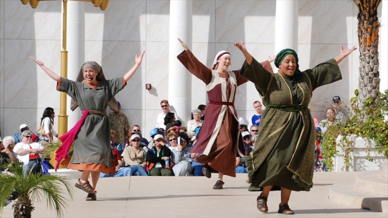 Holy Land Experience (HLE)