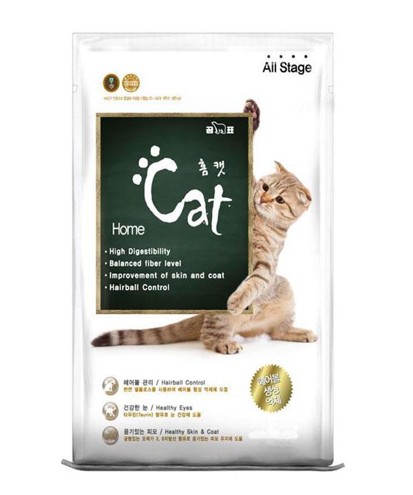 Thức ăn mèo Home & Cat