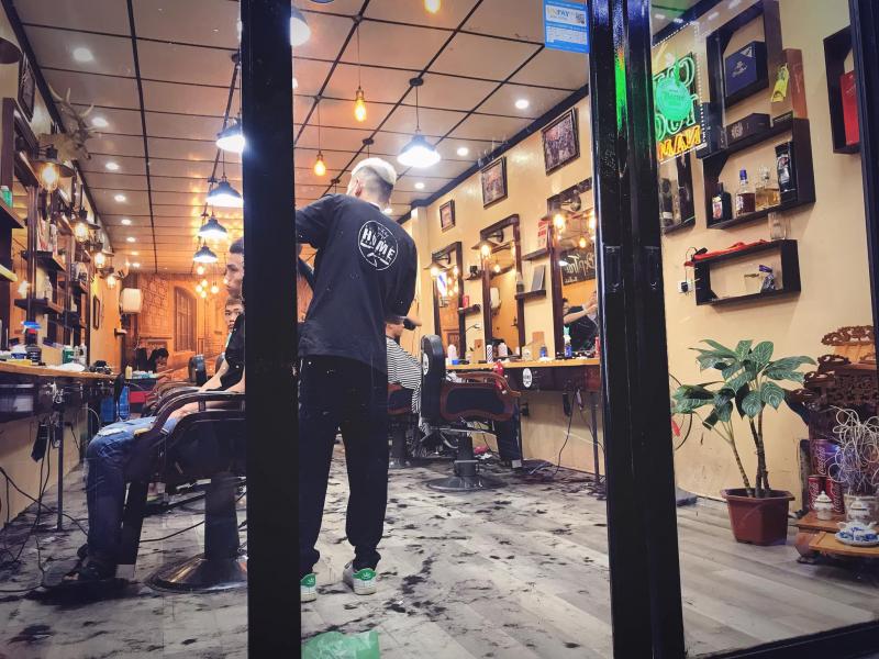 Home Barber shop