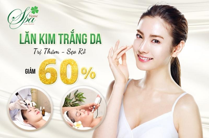 Home Spa - Spa Di Động Duy Nhất Tại Việt Nam