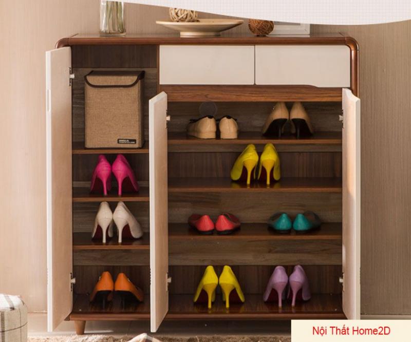 Một chiếc tủ gọn gàng, nhỏ xinh thế này chắc chắc sẽ làm bạn thêm yêu căn nhà của mình đúng không nào?