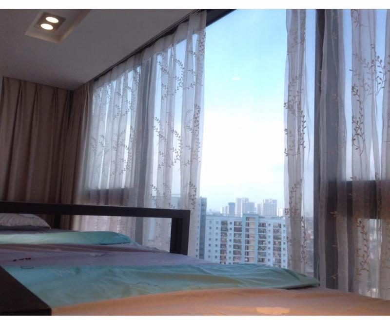 View từ phòng ngủ rất đẹp