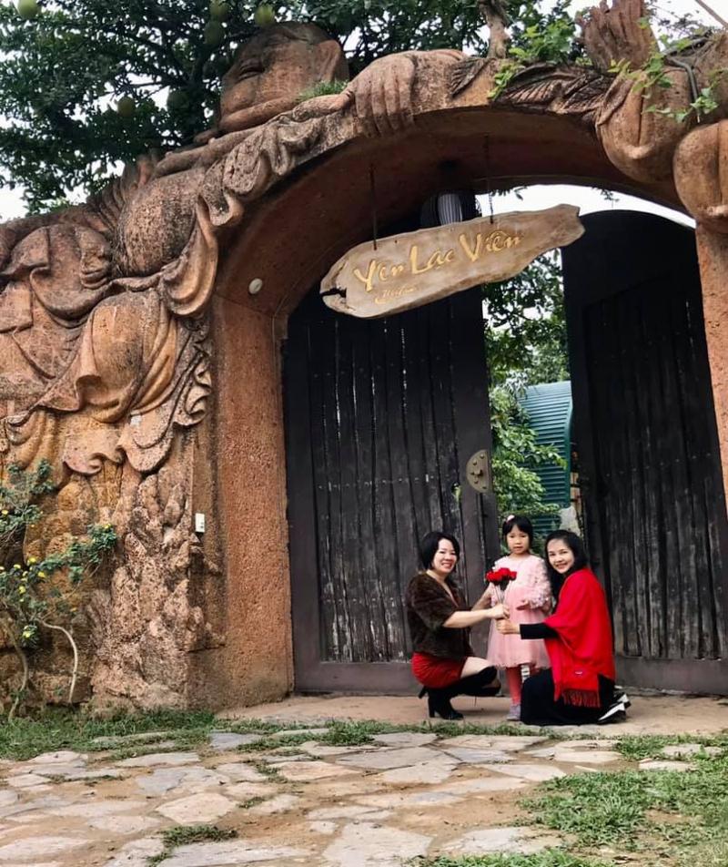 Homestay Hoà Lạc- Yên Lạc Viên