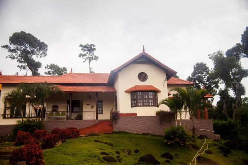 Homestay Wander With Your Buddies at Vaishnavi Estate in Coorg