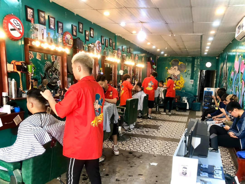 Homies Barbershop