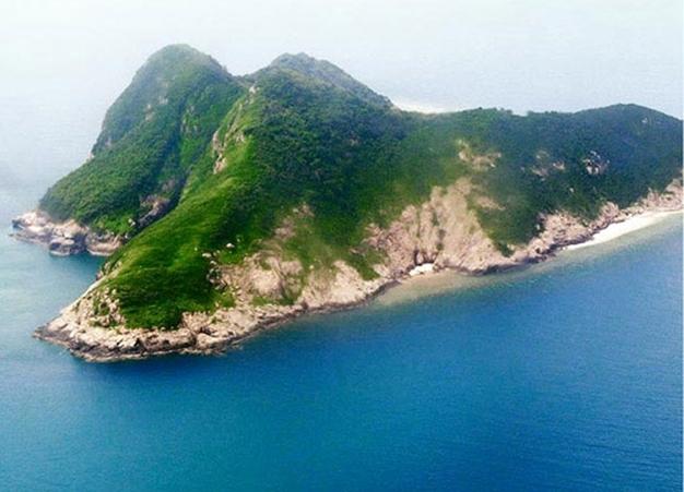 Hòn Bảy Cạnh- nơi có số lượng rùa biển đẻ nhiều nhất Việt Nam