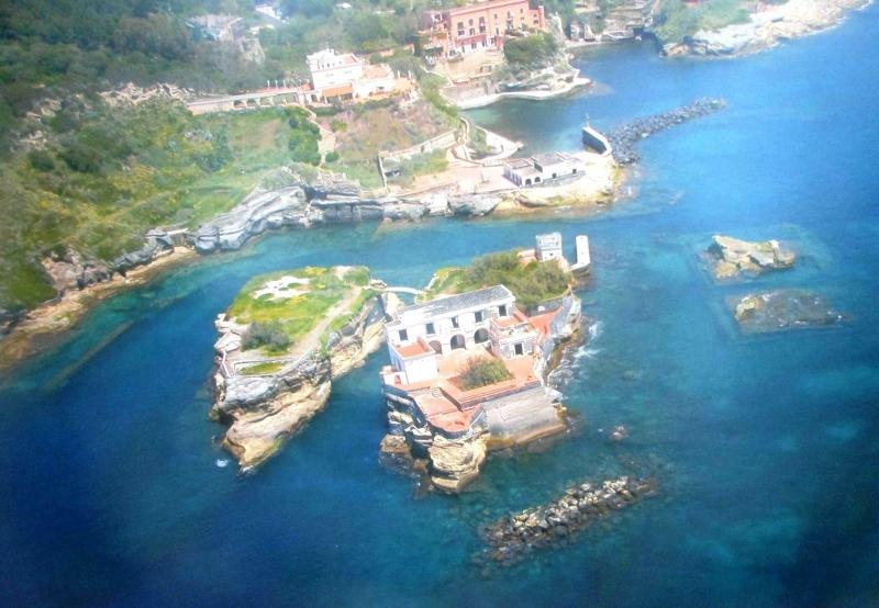 Hòn đảo bị nguyền rủa Gaiola