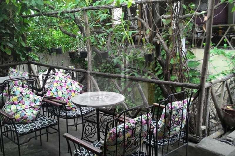 Một góc nhìn của Hòn Kiến Coffee