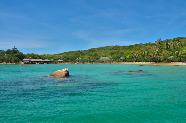Hon Ong is an unspoiled island