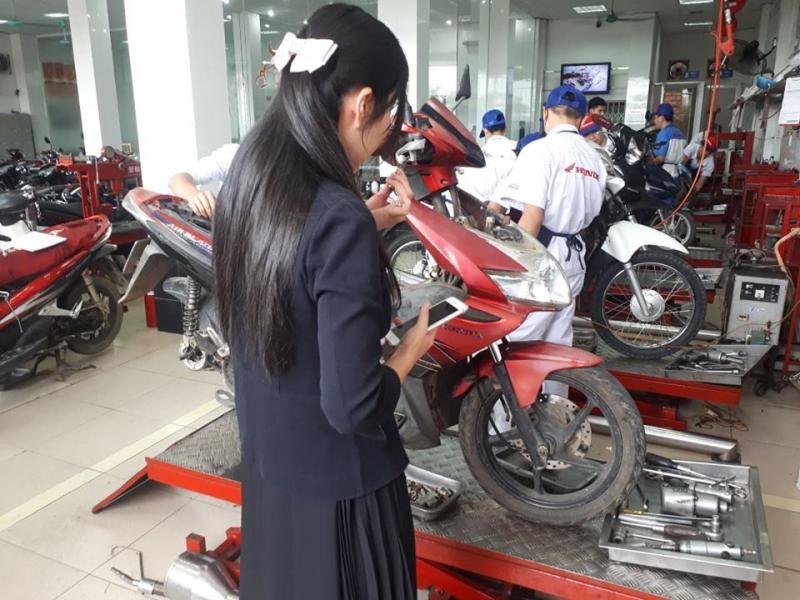 Honda Bình Minh
