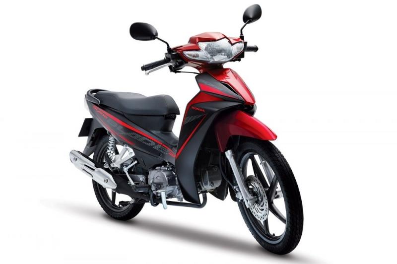 Honda Blade: 75.000 xe