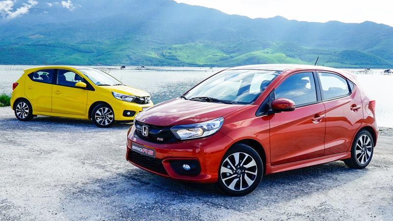 Honda Brio | Giá: 418 - 452 triệu đồng
