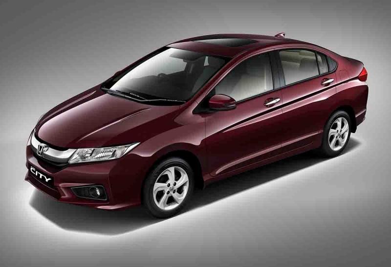 Honda City: 636 xe