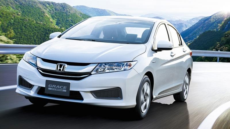Honda City: 753 xe