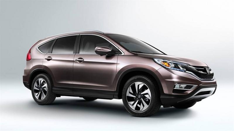 Honda CR-V vẫn là mẫu SUV được yêu thích nhất