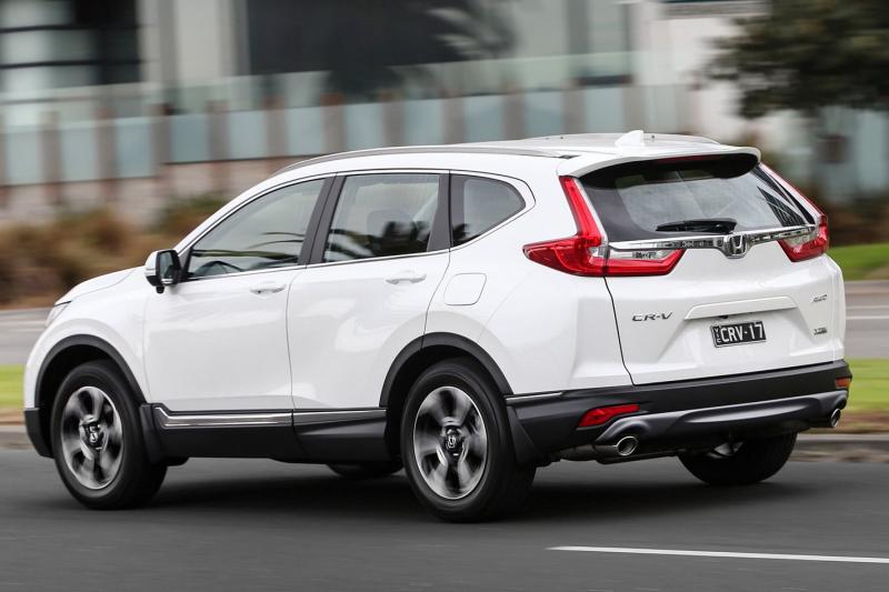 Honda CR-V: 411 xe