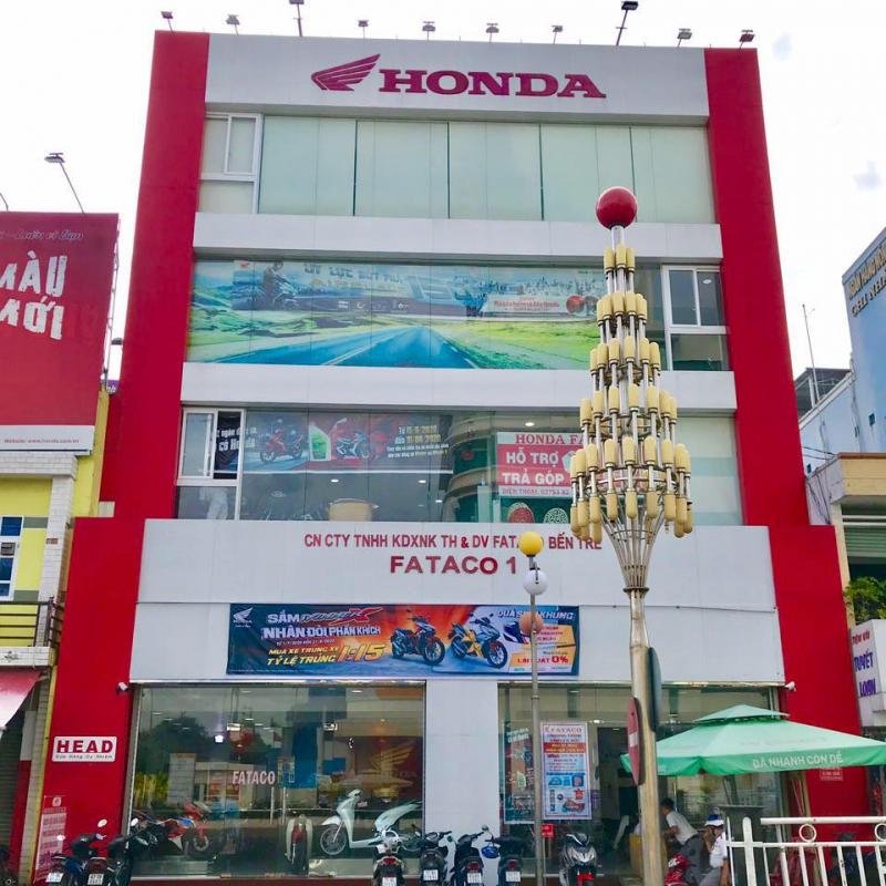 Honda Fataco Bến Tre