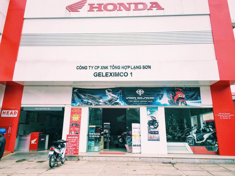 Honda Geleximco 1