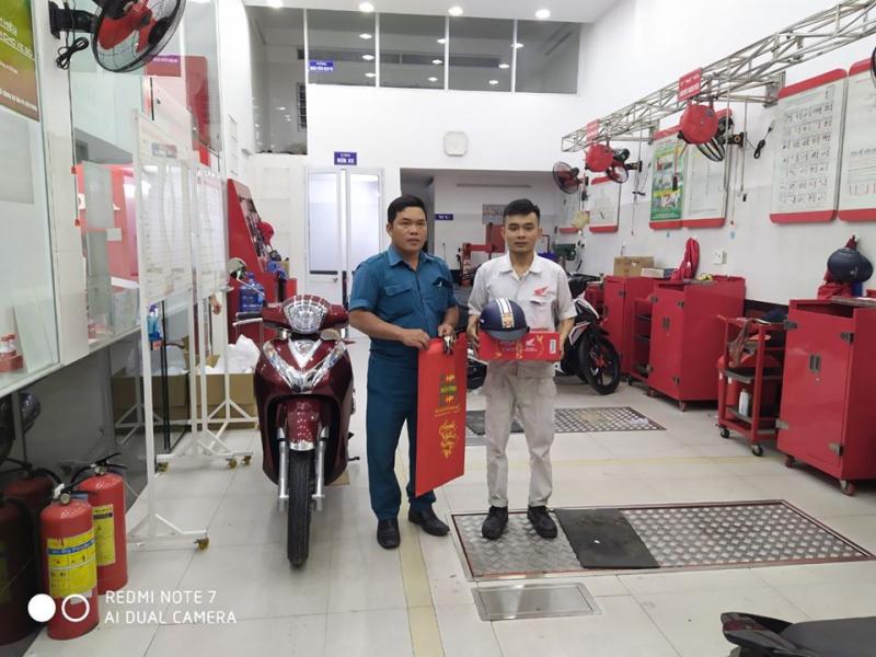Honda Hoàn Phước Quảng Ngãi