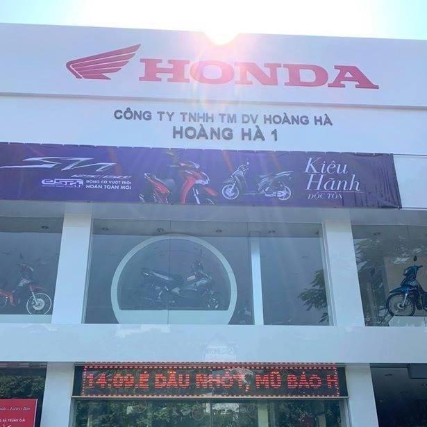 Honda Hoàng Hà
