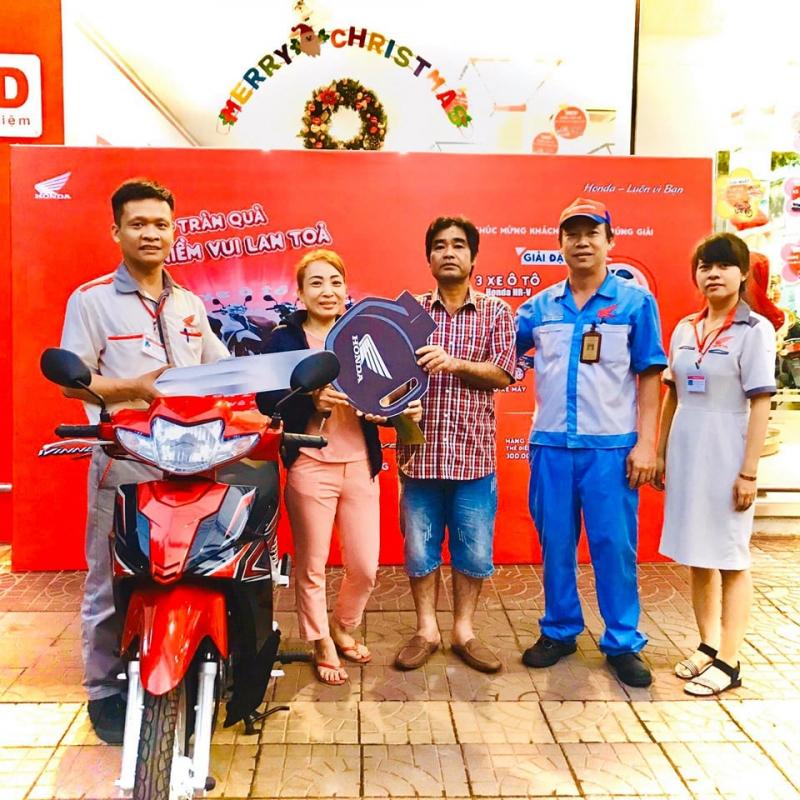 Honda Hồng Phước
