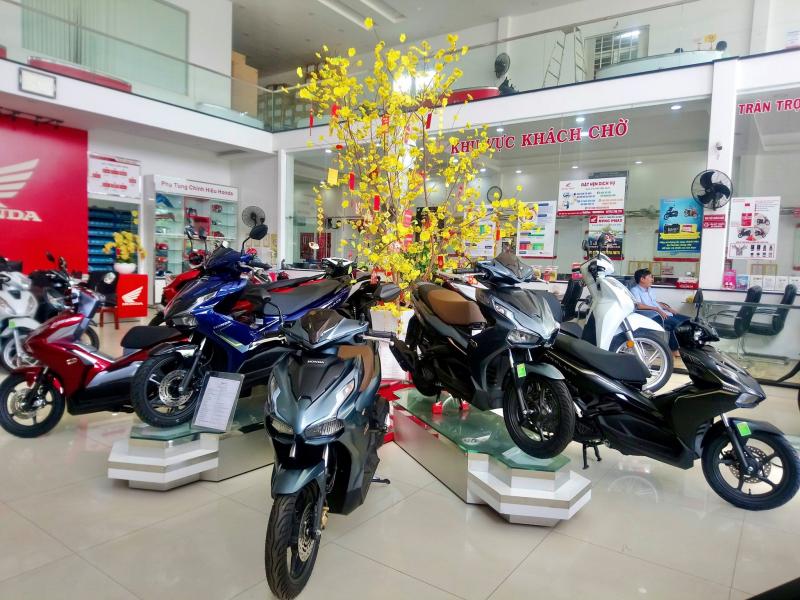 Honda Hùng Phát