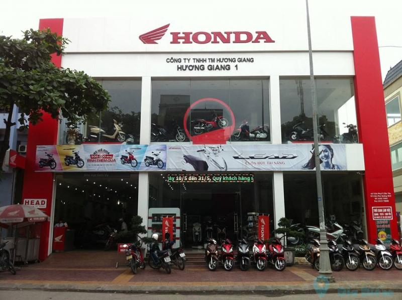 Honda Hương Giang ngày càng đáp ứng đầy đủ điều kiện về cơ sở vật chất, trang thiết bị theo quy chuẩn của Honda Việt Nam