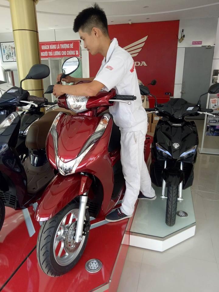 HONDA Huy Tuấn
