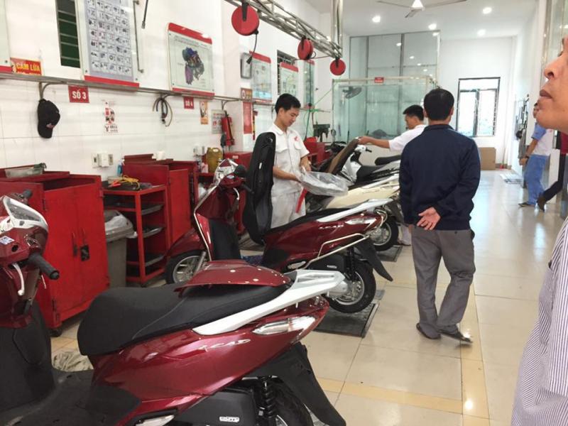 Head Honda Hưng Đào - Thanh Hà