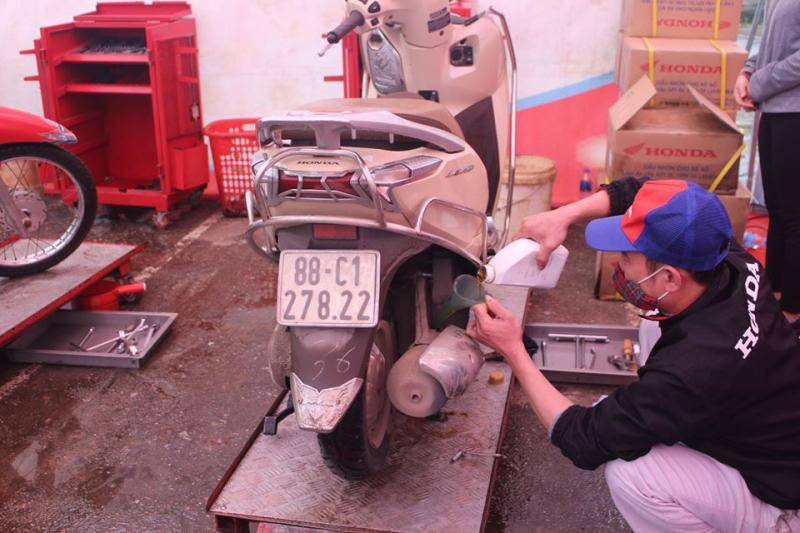 Honda Minh Thành