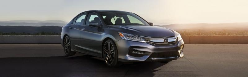 Honda Accord - một trong những mẫu xe ăn khách nhất của Honda