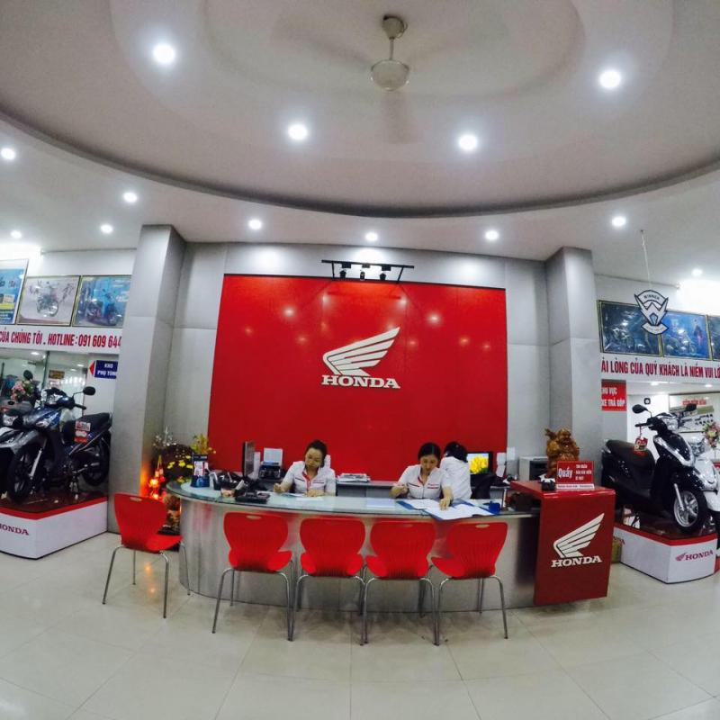 Honda Nam Anh